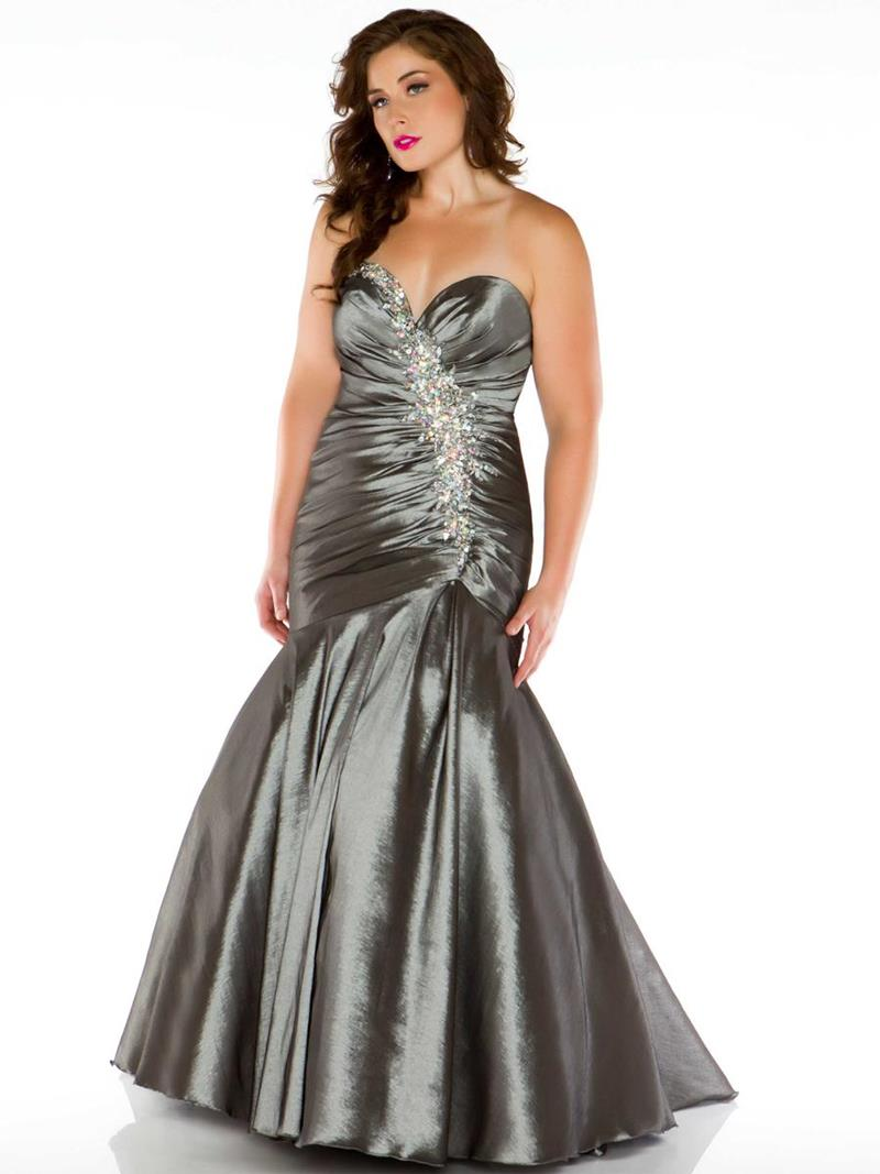 Christmas Ball Gowns Plus Size.Plus Size Prom Dress Formal Wear Xcitefun Net
