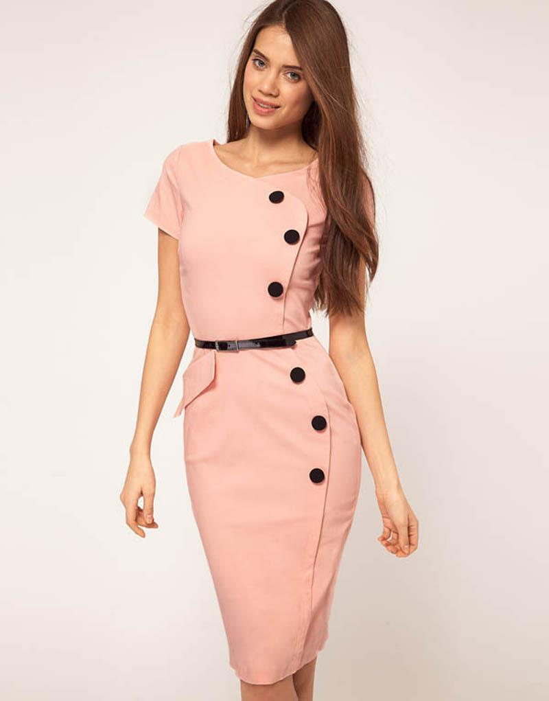 American Office Wear Dress for Girls