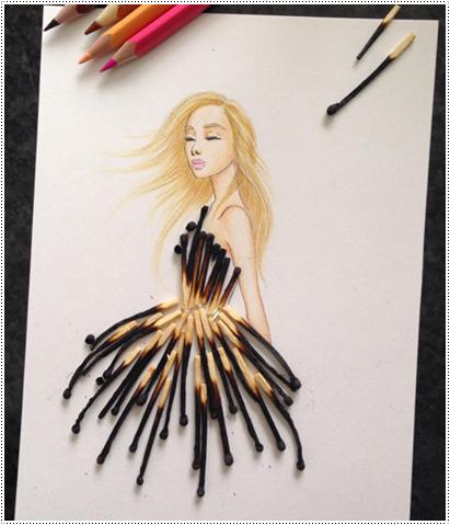 Creative Fashion Designs by Edgar